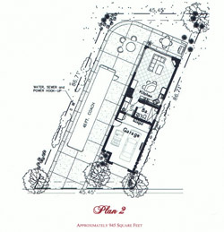 Motor Coach Casita Plan 2