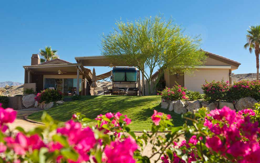 luxury RV retirement properties for sale