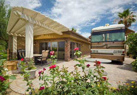 motor coach resorts southern california